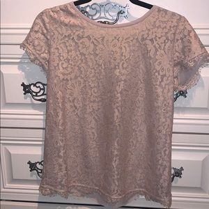 Joie Lace Top